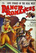 Ranch Romances (1924-1968 Clayton/Warner/Best Books/Literary Enterprises/Popular) Pulp Vol. 86 #3