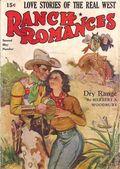 Ranch Romances (1924-1968 Clayton/Warner/Best Books/Literary Enterprises/Popular) Pulp Vol. 87 #1
