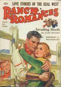 Ranch Romances (1924-1968 Clayton/Warner/Best Books/Literary Enterprises/Popular) Pulp Vol. 88 #1