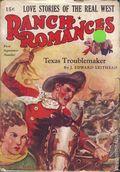 Ranch Romances (1924-1968 Clayton/Warner/Best Books/Literary Enterprises/Popular) Pulp Vol. 88 #4