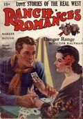 Ranch Romances (1924-1968 Clayton/Warner/Best Books/Literary Enterprises/Popular) Pulp Vol. 89 #1