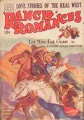 Ranch Romances (1924-1968 Clayton/Warner/Best Books/Literary Enterprises/Popular) Pulp Vol. 90 #1
