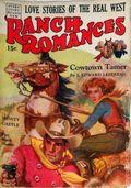 Ranch Romances (1924-1968 Clayton/Warner/Best Books/Literary Enterprises/Popular) Pulp Vol. 92 #1