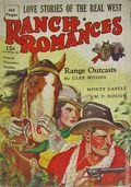 Ranch Romances (1924-1968 Clayton/Warner/Best Books/Literary Enterprises/Popular) Pulp Vol. 96 #4