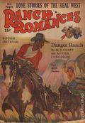 Ranch Romances (1924-1968 Clayton/Warner/Best Books/Literary Enterprises/Popular) Pulp Vol. 98 #3