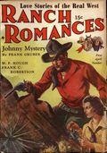 Ranch Romances (1924-1968 Clayton/Warner/Best Books/Literary Enterprises/Popular) Pulp Vol. 99 #1