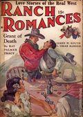 Ranch Romances (1924-1968 Clayton/Warner/Best Books/Literary Enterprises/Popular) Pulp Vol. 99 #4