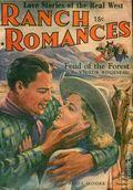 Ranch Romances (1924-1968 Clayton/Warner/Best Books/Literary Enterprises/Popular) Pulp Vol. 100 #1