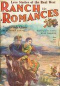 Ranch Romances (1924-1968 Clayton/Warner/Best Books/Literary Enterprises/Popular) Pulp Vol. 100 #2