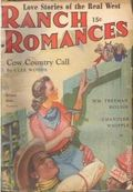 Ranch Romances (1924-1968 Clayton/Warner/Best Books/Literary Enterprises/Popular) Pulp Vol. 100 #3