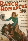 Ranch Romances (1924-1968 Clayton/Warner/Best Books/Literary Enterprises/Popular) Pulp Vol. 101 #2