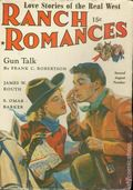 Ranch Romances (1924-1968 Clayton/Warner/Best Books/Literary Enterprises/Popular) Pulp Vol. 101 #3