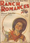 Ranch Romances (1924-1968 Clayton/Warner/Best Books/Literary Enterprises/Popular) Pulp Vol. 103 #1