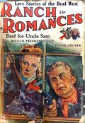 Ranch Romances (1924-1968 Clayton/Warner/Best Books/Literary Enterprises/Popular) Pulp Vol. 103 #2
