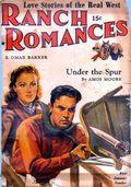 Ranch Romances (1924-1968 Clayton/Warner/Best Books/Literary Enterprises/Popular) Pulp Vol. 104 #1