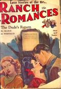Ranch Romances (1924-1968 Clayton/Warner/Best Books/Literary Enterprises/Popular) Pulp Vol. 106 #1