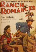 Ranch Romances (1924-1968 Clayton/Warner/Best Books/Literary Enterprises/Popular) Pulp Vol. 106 #2