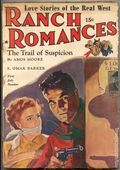 Ranch Romances (1924-1968 Clayton/Warner/Best Books/Literary Enterprises/Popular) Pulp Vol. 107 #2