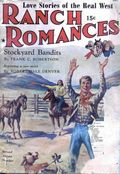 Ranch Romances (1924-1968 Clayton/Warner/Best Books/Literary Enterprises/Popular) Pulp Vol. 108 #1