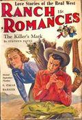 Ranch Romances (1924-1968 Clayton/Warner/Best Books/Literary Enterprises/Popular) Pulp Vol. 108 #3