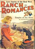 Ranch Romances (1924-1968 Clayton/Warner/Best Books/Literary Enterprises/Popular) Pulp Vol. 109 #2
