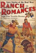 Ranch Romances (1924-1968 Clayton/Warner/Best Books/Literary Enterprises/Popular) Pulp Vol. 109 #4