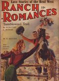 Ranch Romances (1924-1968 Clayton/Warner/Best Books/Literary Enterprises/Popular) Pulp Vol. 111 #1