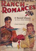 Ranch Romances (1924-1968 Clayton/Warner/Best Books/Literary Enterprises/Popular) Pulp Vol. 111 #2