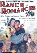 Ranch Romances (1924-1968 Clayton/Warner/Best Books/Literary Enterprises/Popular) Pulp Vol. 112 #2