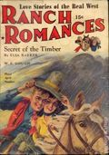 Ranch Romances (1924-1968 Clayton/Warner/Best Books/Literary Enterprises/Popular) Pulp Vol. 112 #3