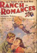 Ranch Romances (1924-1968 Clayton/Warner/Best Books/Literary Enterprises/Popular) Pulp Vol. 113 #1