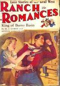 Ranch Romances (1924-1968 Clayton/Warner/Best Books/Literary Enterprises/Popular) Pulp Vol. 113 #2