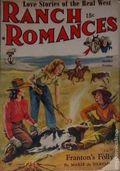 Ranch Romances (1924-1968 Clayton/Warner/Best Books/Literary Enterprises/Popular) Pulp Vol. 115 #2