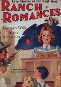Ranch Romances (1924-1968 Clayton/Warner/Best Books/Literary Enterprises/Popular) Pulp Vol. 115 #3