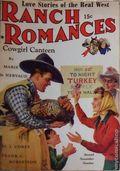 Ranch Romances (1924-1968 Clayton/Warner/Best Books/Literary Enterprises/Popular) Pulp Vol. 116 #2
