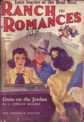 Ranch Romances (1924-1968 Clayton/Warner/Best Books/Literary Enterprises/Popular) Pulp Vol. 116 #3