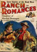 Ranch Romances (1924-1968 Clayton/Warner/Best Books/Literary Enterprises/Popular) Pulp Vol. 117 #3