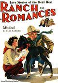 Ranch Romances (1924-1968 Clayton/Warner/Best Books/Literary Enterprises/Popular) Pulp Vol. 117 #4