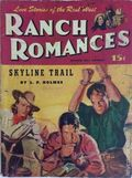 Ranch Romances (1924-1968 Clayton/Warner/Best Books/Literary Enterprises/Popular) Pulp Vol. 119 #3