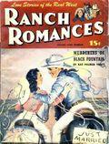 Ranch Romances (1924-1968 Clayton/Warner/Best Books/Literary Enterprises/Popular) Pulp Vol. 120 #1