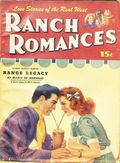 Ranch Romances (1924-1968 Clayton/Warner/Best Books/Literary Enterprises/Popular) Pulp Vol. 121 #1