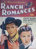 Ranch Romances (1924-1968 Clayton/Warner/Best Books/Literary Enterprises/Popular) Pulp Vol. 121 #2