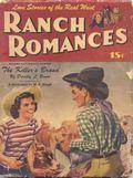 Ranch Romances (1924-1968 Clayton/Warner/Best Books/Literary Enterprises/Popular) Pulp Vol. 121 #3