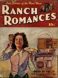 Ranch Romances (1924-1968 Clayton/Warner/Best Books/Literary Enterprises/Popular) Pulp Vol. 121 #4