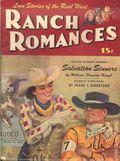 Ranch Romances (1924-1968 Clayton/Warner/Best Books/Literary Enterprises/Popular) Pulp Vol. 122 #1