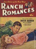 Ranch Romances (1924-1968 Clayton/Warner/Best Books/Literary Enterprises/Popular) Pulp Vol. 122 #2