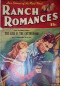 Ranch Romances (1924-1968 Clayton/Warner/Best Books/Literary Enterprises/Popular) Pulp Vol. 123 #1