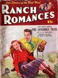 Ranch Romances (1924-1968 Clayton/Warner/Best Books/Literary Enterprises/Popular) Pulp Vol. 123 #3
