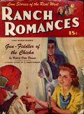 Ranch Romances (1924-1968 Clayton/Warner/Best Books/Literary Enterprises/Popular) Pulp Vol. 124 #3