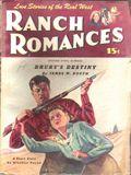 Ranch Romances (1924-1968 Clayton/Warner/Best Books/Literary Enterprises/Popular) Pulp Vol. 125 #2